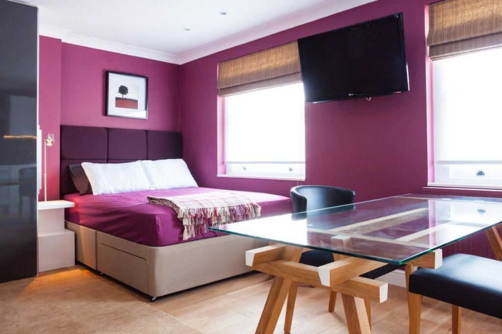 Studio Apartment London luxury super modern studio apartment *central london* | in