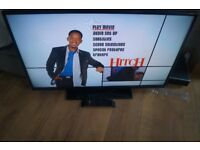 "42"" LUXOR LED TV FULL HD WIRELESS SMART TV NETFLIX YOU TUBE ETC, FREEVIEW,HDMI"
