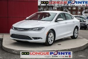 2016 Chrysler 200 Limited - CAM DE RECUL BLUETOOTH