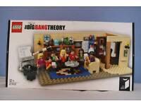 Lego Big Bang theory official set 21302 (brand new)
