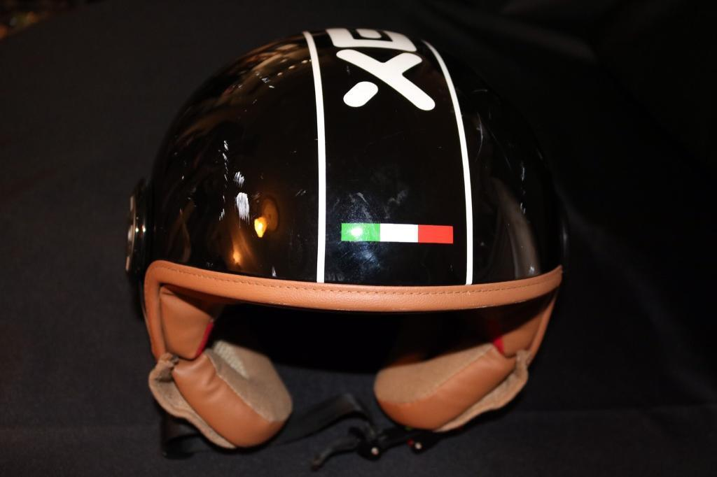 Motorbike summer helmet