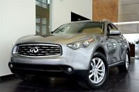 2011 Infiniti FX35 AWD, 53 490Km, Admissible Certification