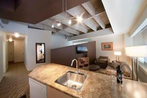 FULLY FURNISHED - The Galen Lofts - Pool, Gym & More! Edmonton Edmonton Area image 3