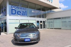 2011 Ford Fusion -