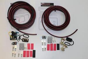 CARAVAN AND CAR ANDERSON PLUG COMPLEAT SYSTEM WE CAN INSTALL Valley View Salisbury Area Preview