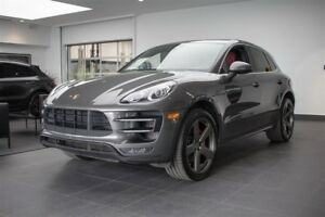 2016 Porsche Macan Turbo Premium Pack Plus