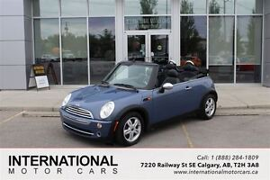 2005 MINI Cooper CONVERTIBLE! AUTOMATIC! VERY CLEAN!