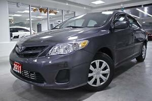 2011 Toyota Corolla CE, POWER GROUP, FULL SERVICE HISTORY, ONE O