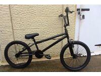bike BMX 20inch wheels - 10inch frame
