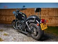 Triumph Speedmaster Motorbike