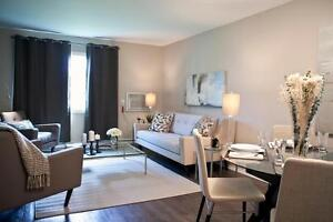 1 bedroom completely renovated unit on Pembina June, July