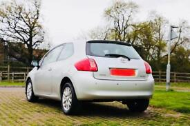 Toyota Auris,2008 1.4 Diesel-Automatic Gearbox,Very good condition!!!
