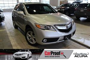 2013 Acura RDX Leather Sunroof All Wheel Drive