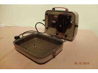 Super 8 film projector - compact Brownie - vintage