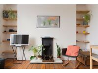 2 bed flat in Hackney . short term let . available 1 Jan to 1 May