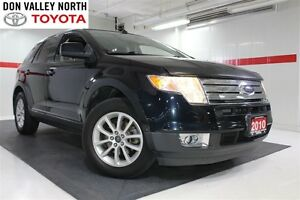 2010 Ford Edge SEL Heated Lthr Seats Btooth Pwr Seats Wndws Lock