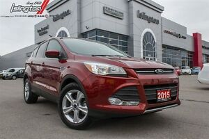 2015 Ford Escape LOW KMS/NO ACCIDENTS/BACK UP CAMERA