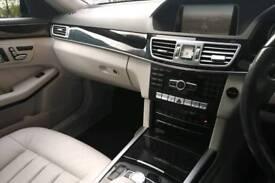 Mercedes-Benz E300 Hybrid Estate Auto Black AMG