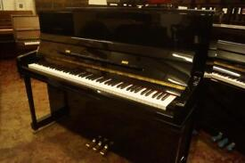 Bentley UP121s Upright Piano, brand new in black. Uk delivery