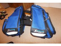 Oxford Lifetime Luggage 2-piece pannier set
