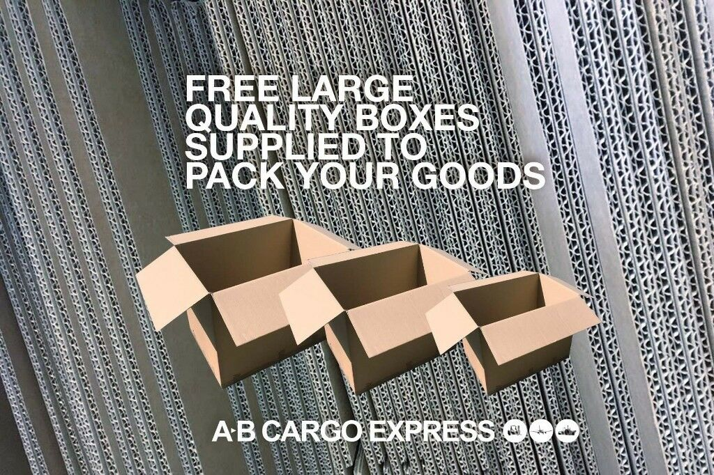 CHEAP AIR CARGO & SHIPPING TO NIGERIA FROM THE UK WITH A-B