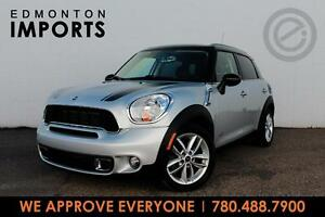 2011 Mini COOPER COUNTTRYMAN S ALL4 $138 B/W