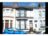 2 bedroom house in Alverstone Road, Liverpool, L18 (2 bed)