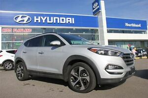 2016 Hyundai Tucson Ultimate/ Panoramic Sunroof/ Heated & Cooled