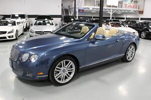 2011 Bentley Continental GT Convertible | 1-OWNER | Service Hist