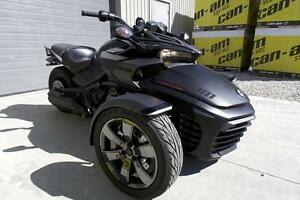 2017 Can-Am Spyder® F3 SE6