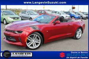 2016 Chevrolet Camaro LT/RS/CONVERTIBLE