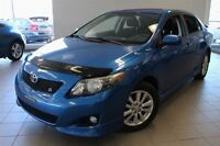2010 Toyota Corolla S (Mags,A/C)