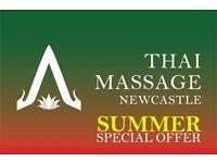 Special Summer Offer at Ruen Thai Massage & Spa, Newcastle