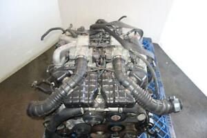 JDM Toyota Century 1GZ-FE V12 VVT-i 5.0L Engine Supra Mk4 1GZFE VVTi 1GZ JZA80 2jz Swap Engine **Pick up + Shipping**