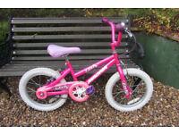 Bikes, Magna cutiepie girls bike
