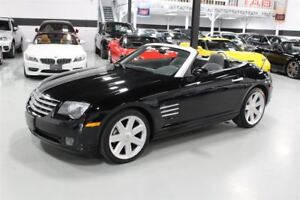 2005 Chrysler Crossfire LIMITED | LOW KMS