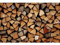 Seasoned Firewood - Hardwood