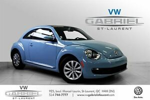 2014 Volkswagen Beetle 2.5L NEVER ACCIDENTED, PANORAMIC ROOF, ON