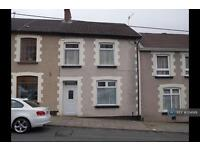 3 bedroom house in Herbert Street, Treherbert , CF42 (3 bed)