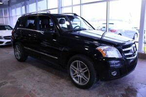 2011 Mercedes-Benz GLK-Class GLK350 4MATIC, toit panoramique