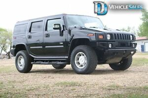 2006 Hummer H2 LEATHER, 4X4, SUPER CLEAN!!!