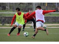 Clubs trials in Europe for footballers