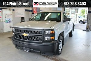 2014 Chevrolet Silverado 1500 1WT Long box