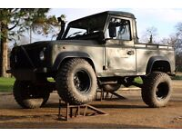 1997 Land Rover Defender 300TDI Pick Up