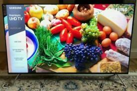 49in Samsung HDR 1000 4K Ultra HD TV WI-FI Warranty