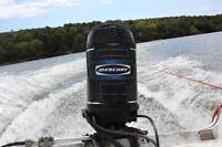 115 HP Mercury Outboard Engine