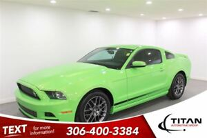 2014 Ford Mustang 305 HP|HTD Seats|manual|Green Envy|PST Paid