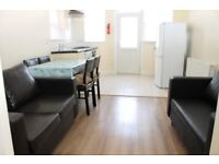 Two bedroom flat with garden available now close to underground