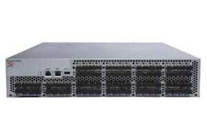 Brocade 5300 Fibre Channel Switch - (80) 8Gb Fibre SFP+ Ports & (80) 8G Transceivers - HD-5320-0008