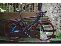 2016 Saracen Hack Cyclocross Bike